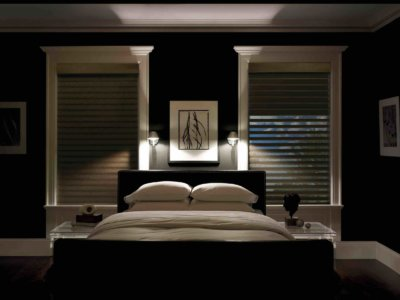 Bedroom Window Shutters - Today's Interiors