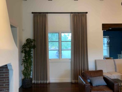 Custom Interior Drapes - Today's Interiors