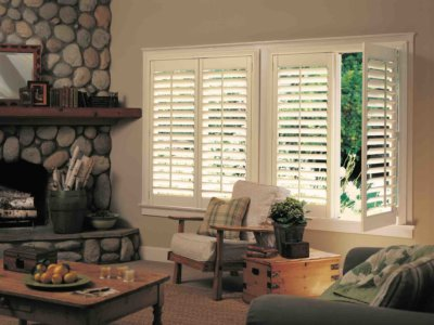 Custom Plantation Shutters - Today's Interiors
