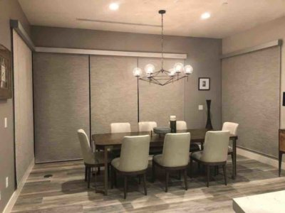 Dining Room Shades - Today's Interiors