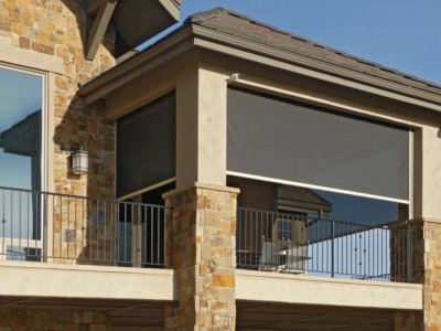 Exterior Outdoor Shades - Today's Interiors