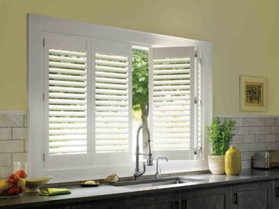 Indoor Window Shutters - Today's Interiors