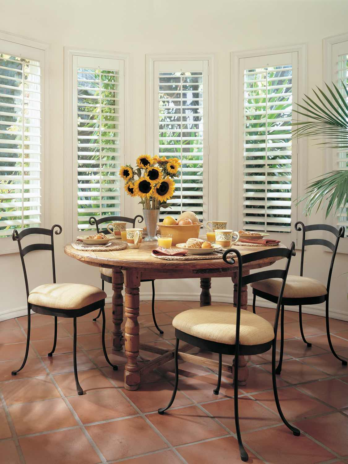 Interior Window Shutters - Today's Interiors