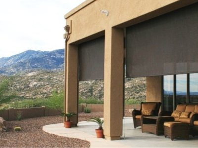 Outdoor Shade Coverings - Today's Interiors