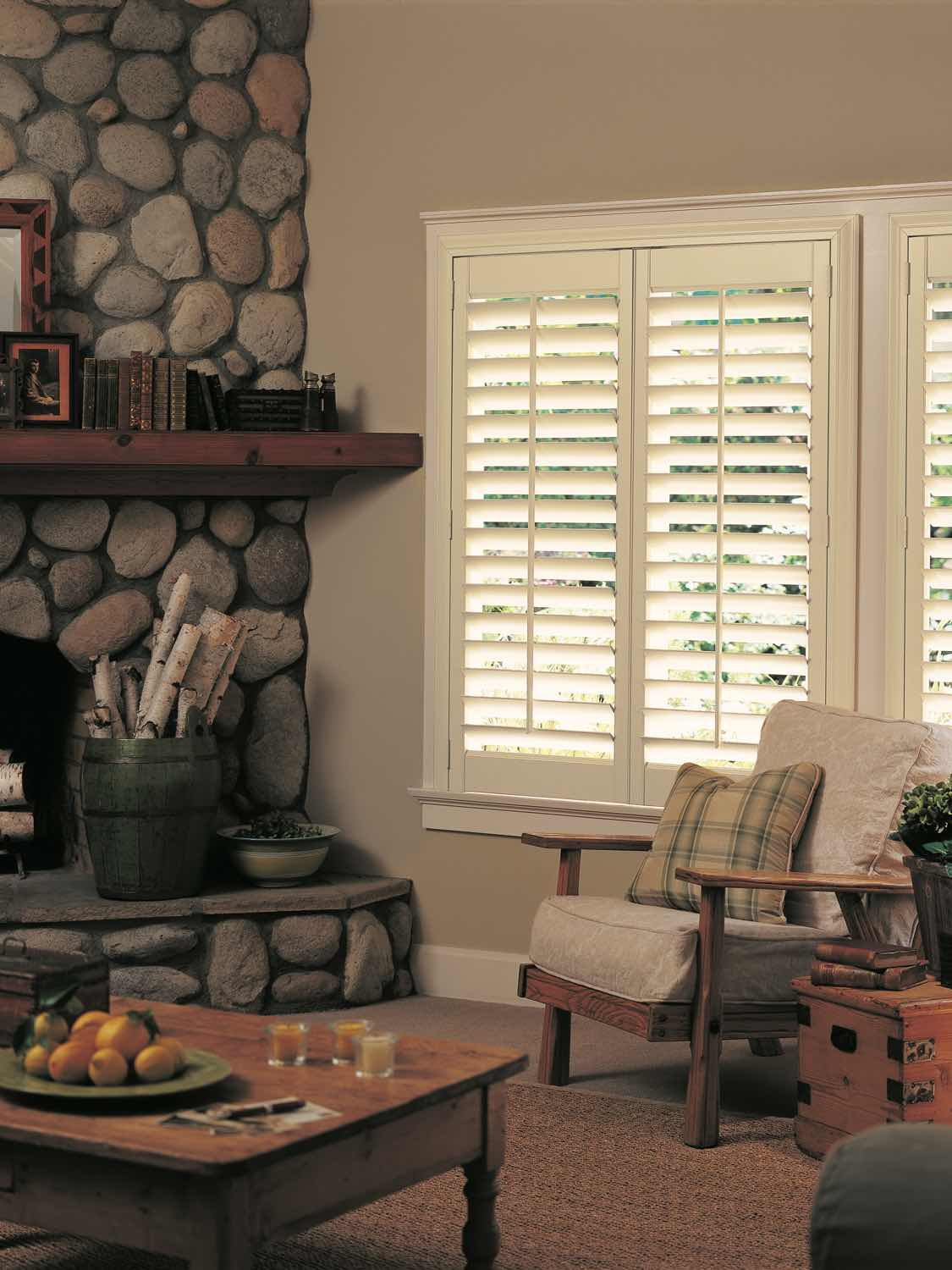Plantation Shutters - Today's Interiors