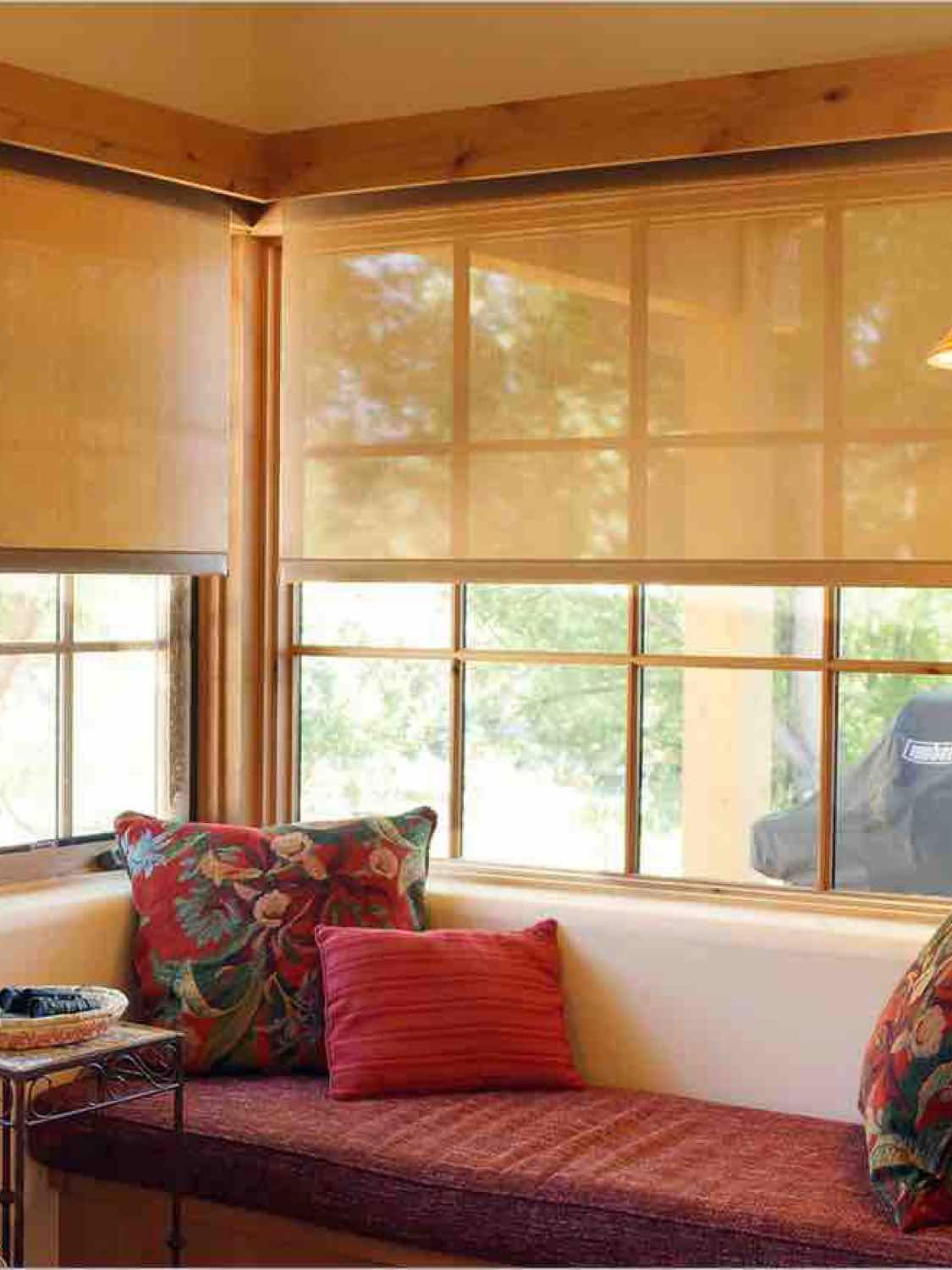 Solar Window Shades - Today's Interiors